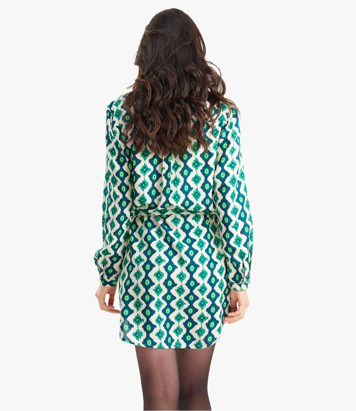 KAIA OUMA Robe en Viscose pour Femme - 6
