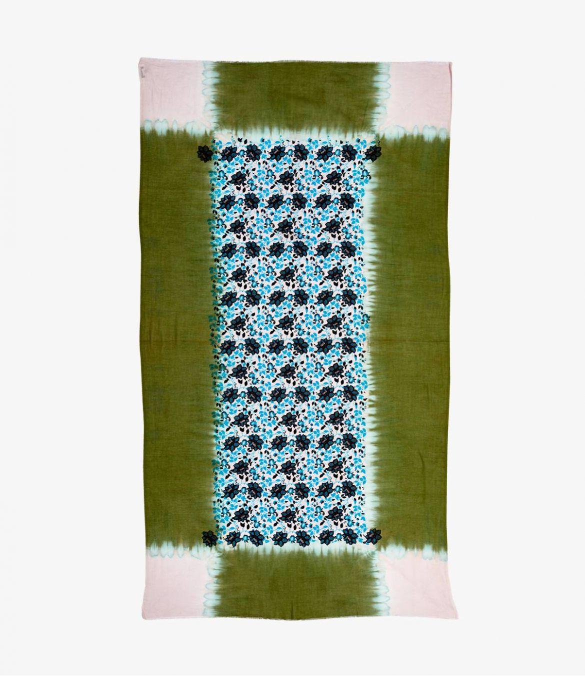 MIA Women's Cotton Scarf 100x200 cm Storiatipic - 2