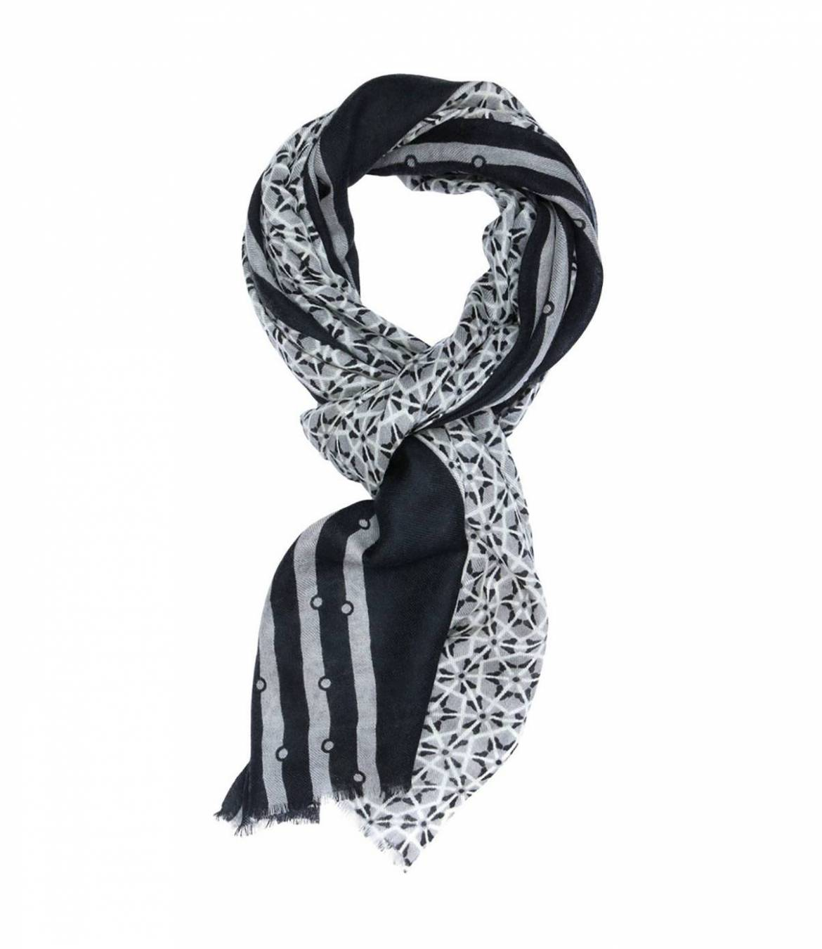 SUGAR Men's Wool Scarf 80x200 cm Storiatipic - 1