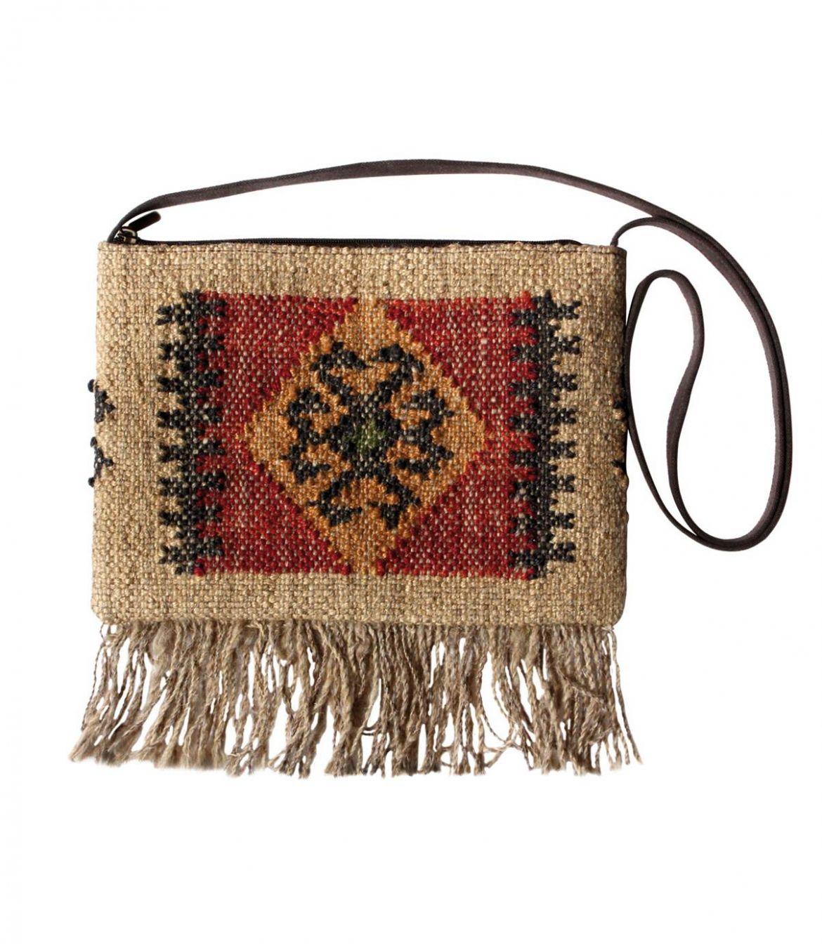 CADDO Cotton Bag, Jute for Women 22x28 cm Storiatipic - 1