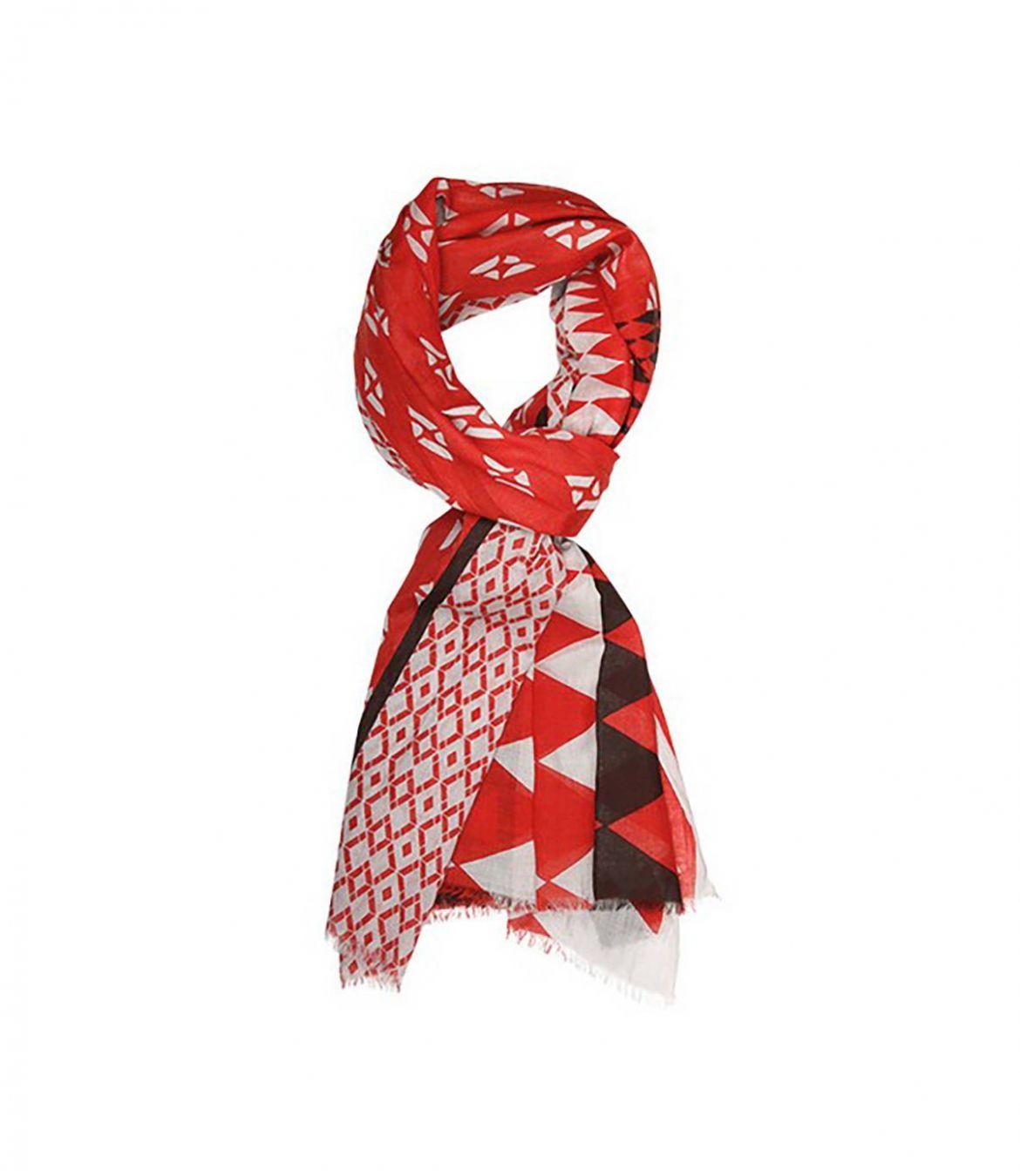 MARBRE Cotton scarf for men 100x200 cm Storiatipic - 1