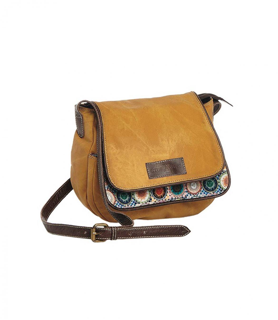 HARMONIC PU PU Bag, Subli for Women 26x24 cm Storiatipic - 3