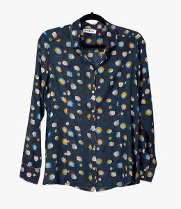 BONI BULLE Women's Modal Shirt Storiatipic - 1
