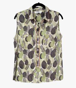 CIAO PLUME Women's Modal Shirt Storiatipic - 1