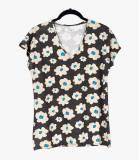 EVI ASTER T-shirt en Coton, Modal pour Femme Storiatipic - 1