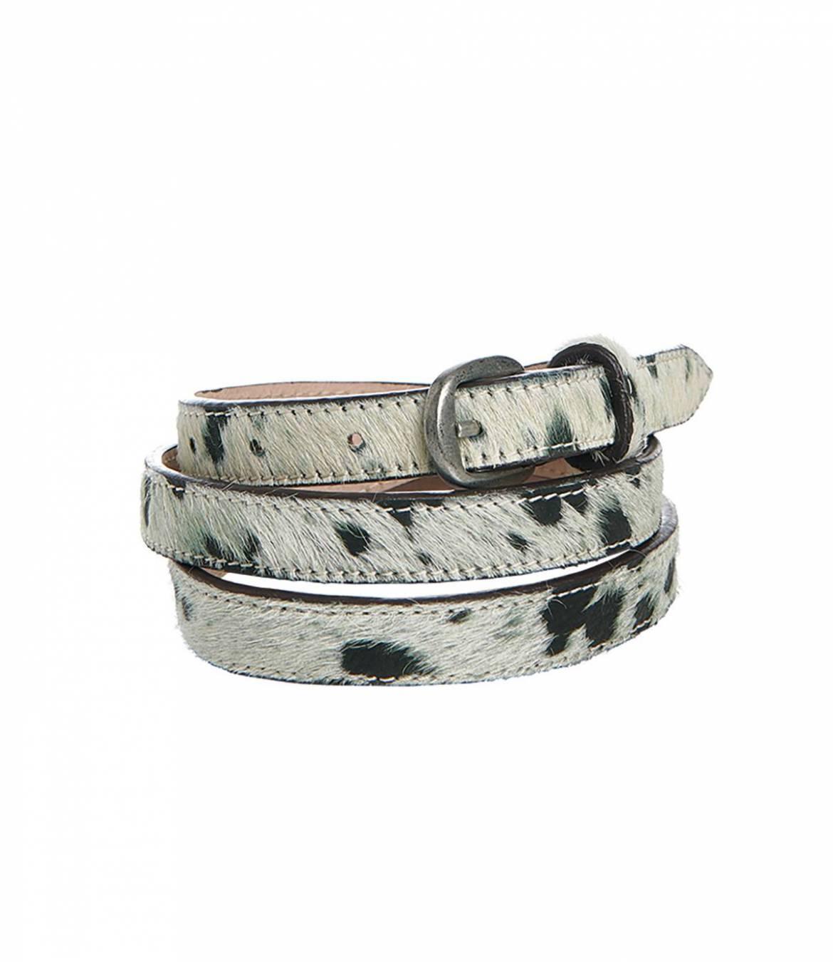 BELT CUIR Leather Belts for Women Storiatipic - 1