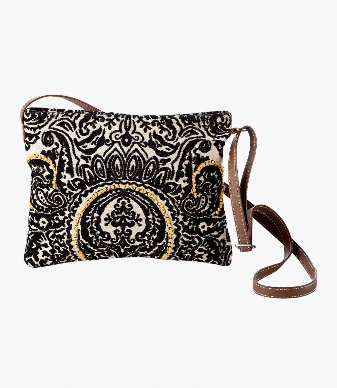 AFI IMP Cotton Bag, PU for Women 28x32 cm Storiatipic - 6