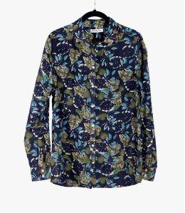 BONI EPIQ Cotton Shirt, Women's Silk Storiatipic - 1