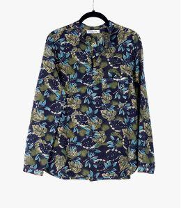 DANA EPIQ Cotton Blouse, Women's Silk Storiatipic - 1