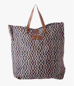 HAPPY IMP Cotton Bag, Women's Leather 40x34x15 cm Storiatipic - 3