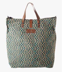 HAPPY IMP Cotton Bag, Women's Leather 40x34x15 cm Storiatipic - 4