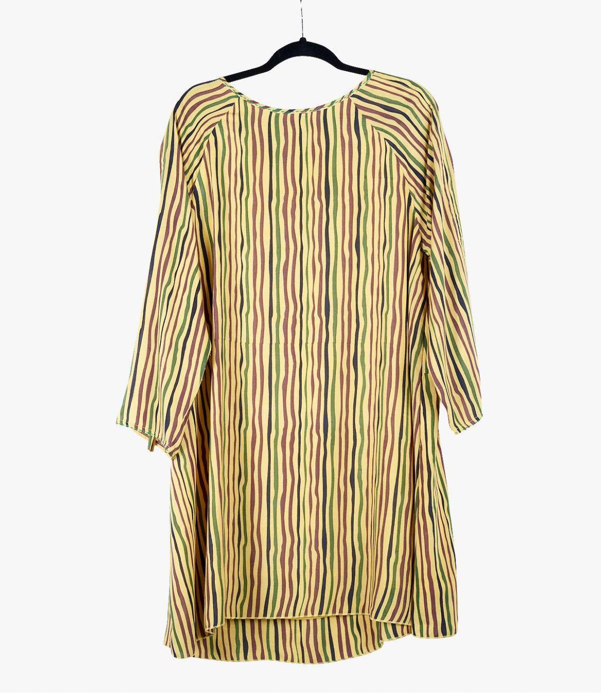 LARA NOVA Robe en Modal pour Femme