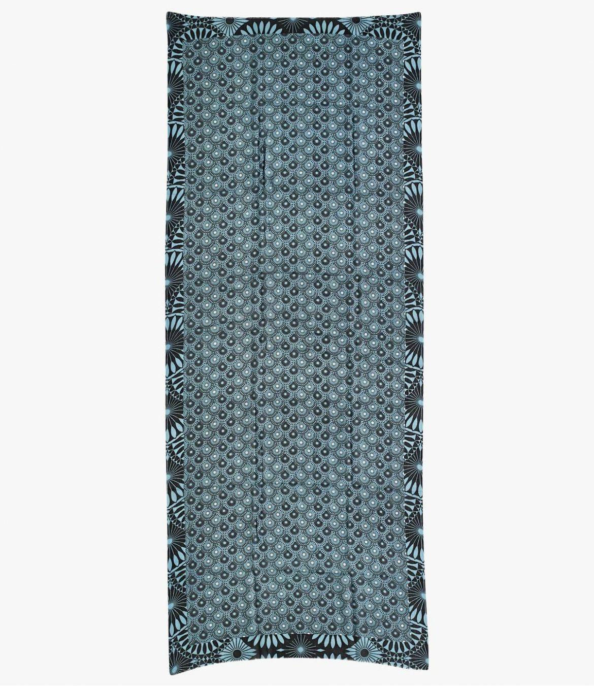 SMOKY Echarpe en Laine pour Homme 82x200 cm Storiatipic - 2