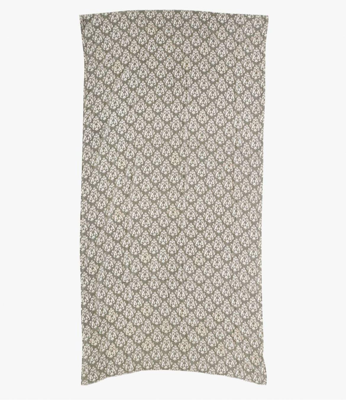 CHARMANTE Modal scarf, Women's wool 100 x 200 CM Storiatipic - 2