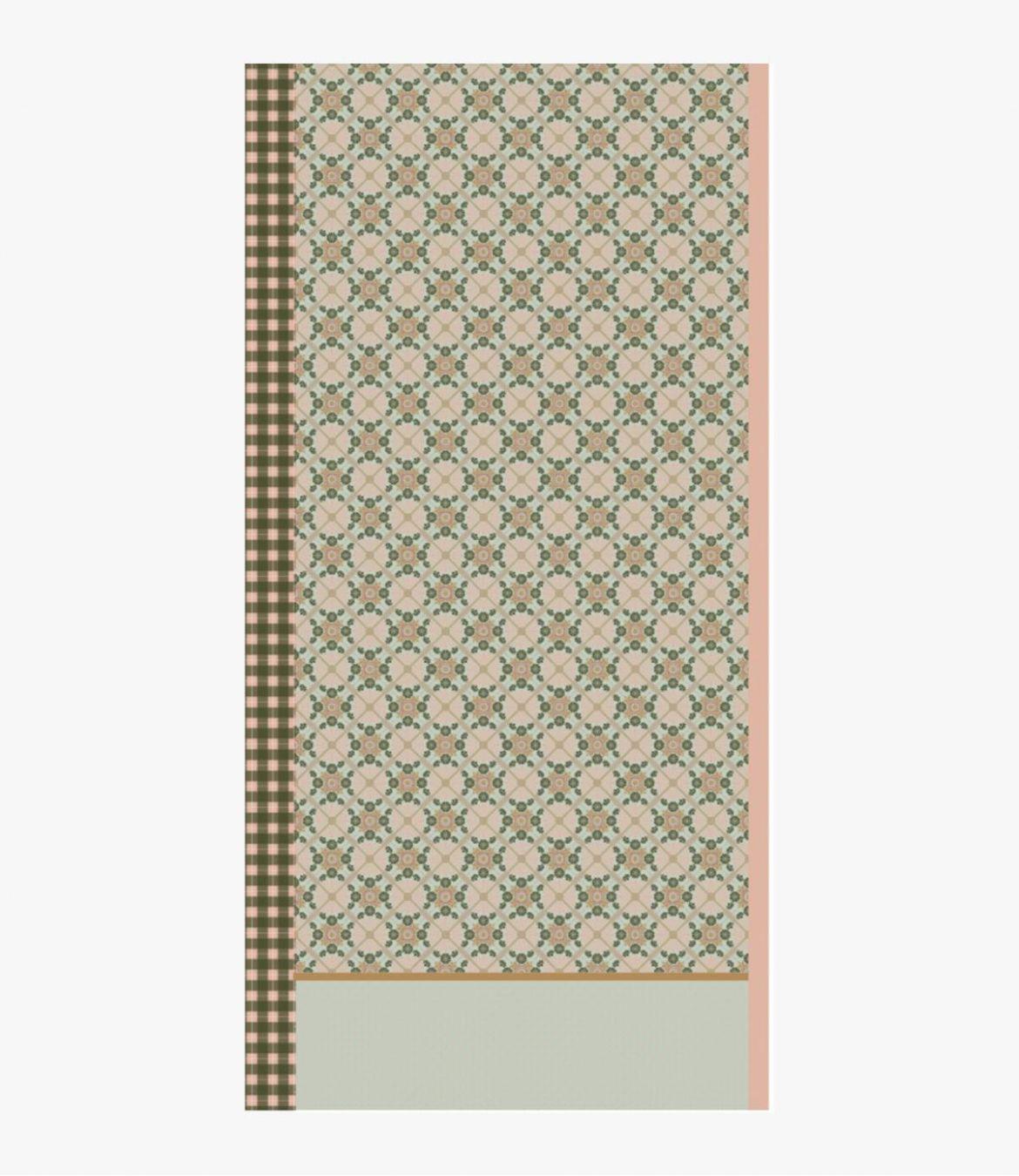 ANDY Foulard en Coton pour Homme 100x200 cm Storiatipic - 2