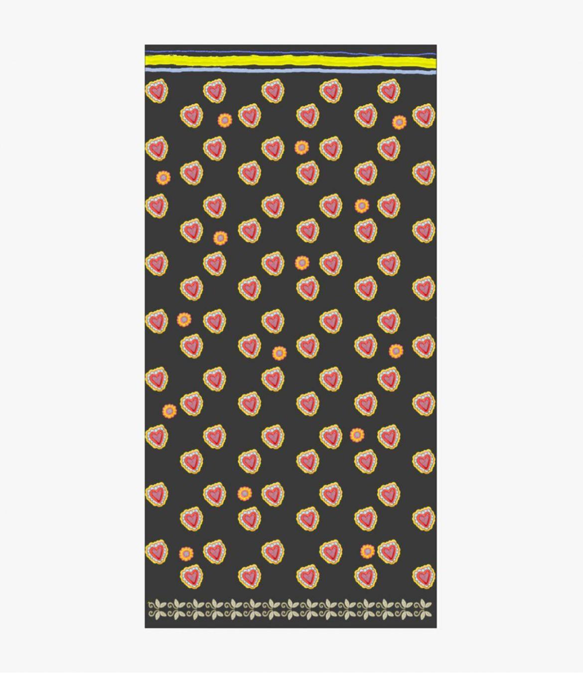ELINA Women's Cotton Scarf 100x200 cm Storiatipic - 1