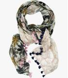 BELLY Lin scarf for Women 80 x 190 CM Storiatipic - 7