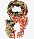 BELLY Lin scarf for Women 80 x 190 CM Storiatipic - 10