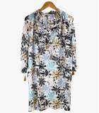 BESS ELLY Robe en Coton pour Femme Storiatipic - 1