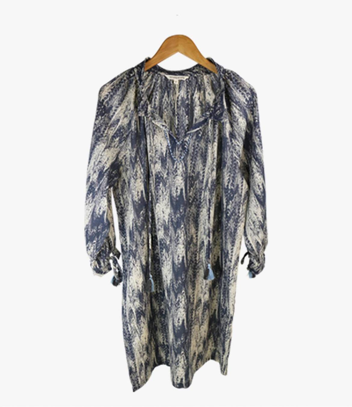 BESS MOIRA Robe en Coton pour Femme Storiatipic - 3