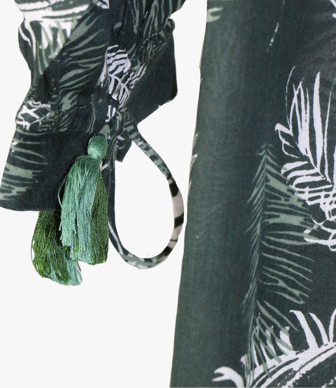 BETI PALOMA Blouse en Coton pour Femme Storiatipic - 2