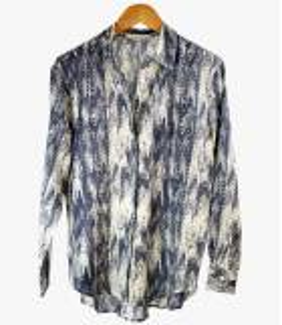 CARI MOIRA Cotton Shirt for Women Storiatipic - 4