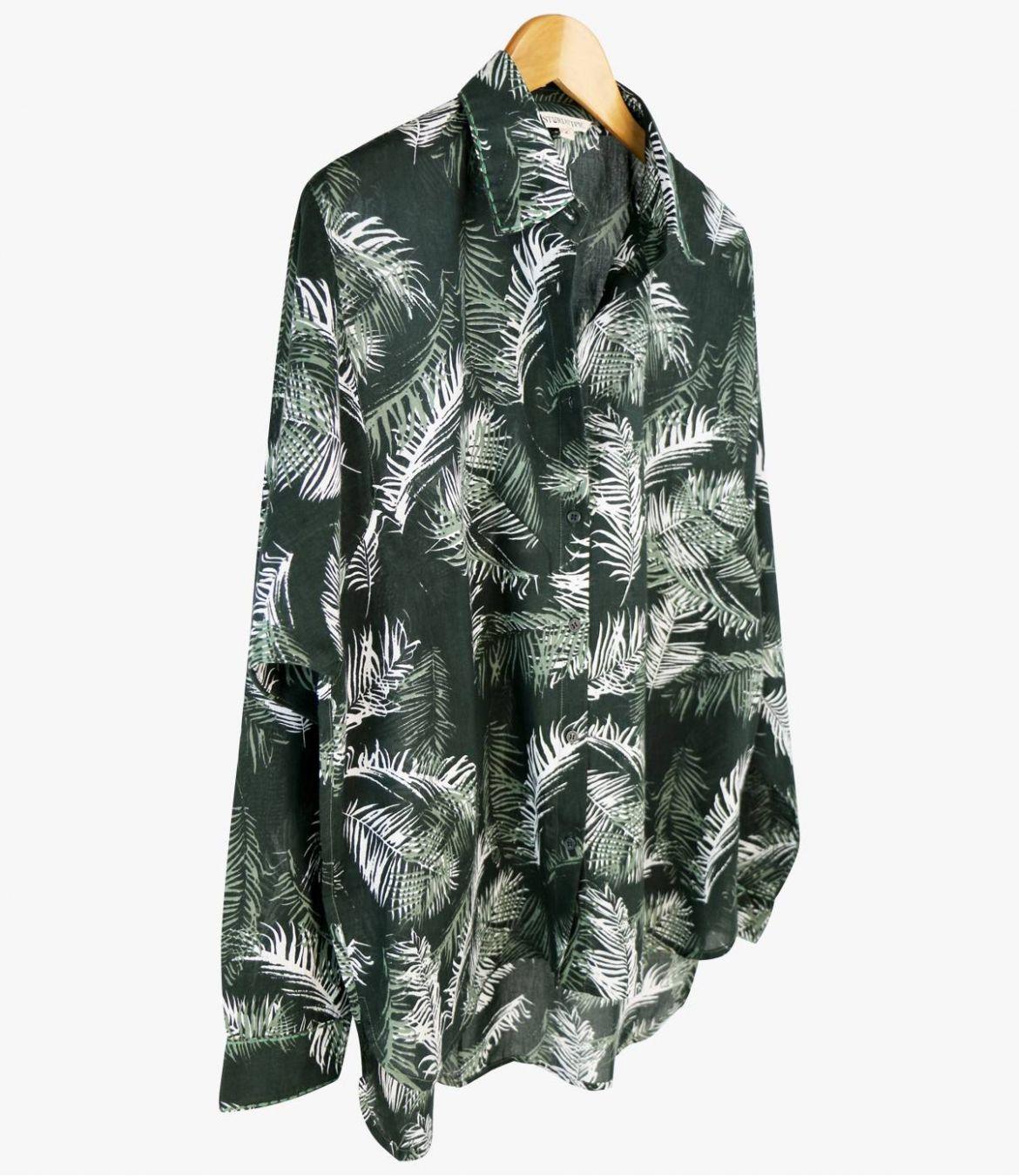 COSY PALOMA Cotton Shirt for Women Storiatipic - 2