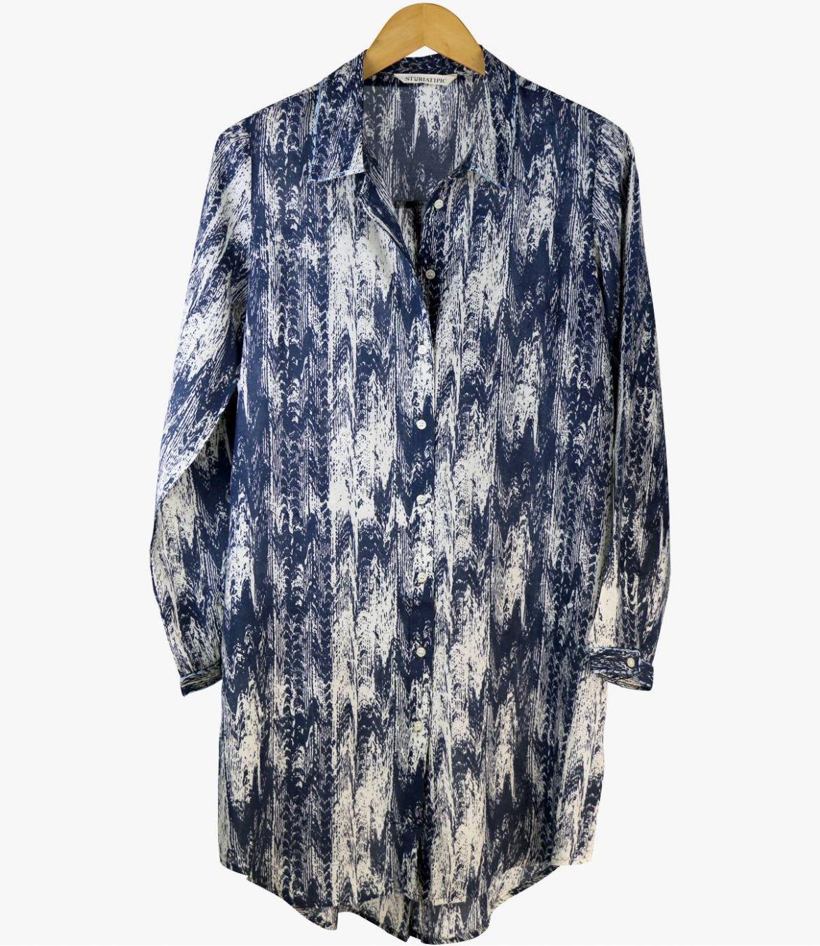 KAIA MOIRA Women's Modal Dress Storiatipic - 1