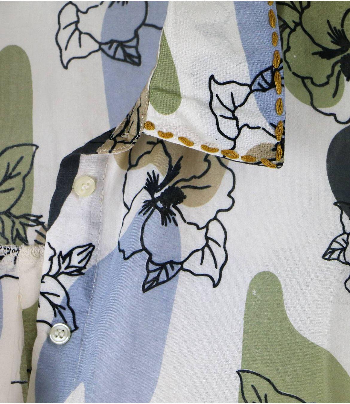 KAIA VANYA Women's Modal Dress Storiatipic - 2