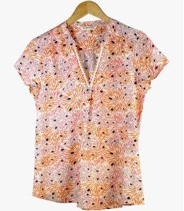 ZOE ECLAT Women's Modal T-shirt Storiatipic - 1