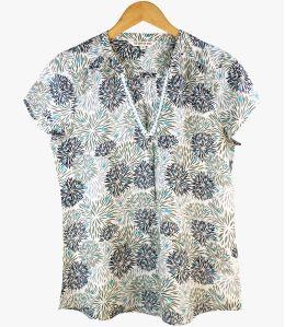 ZOE ECLAT Women's Modal T-shirt Storiatipic - 4
