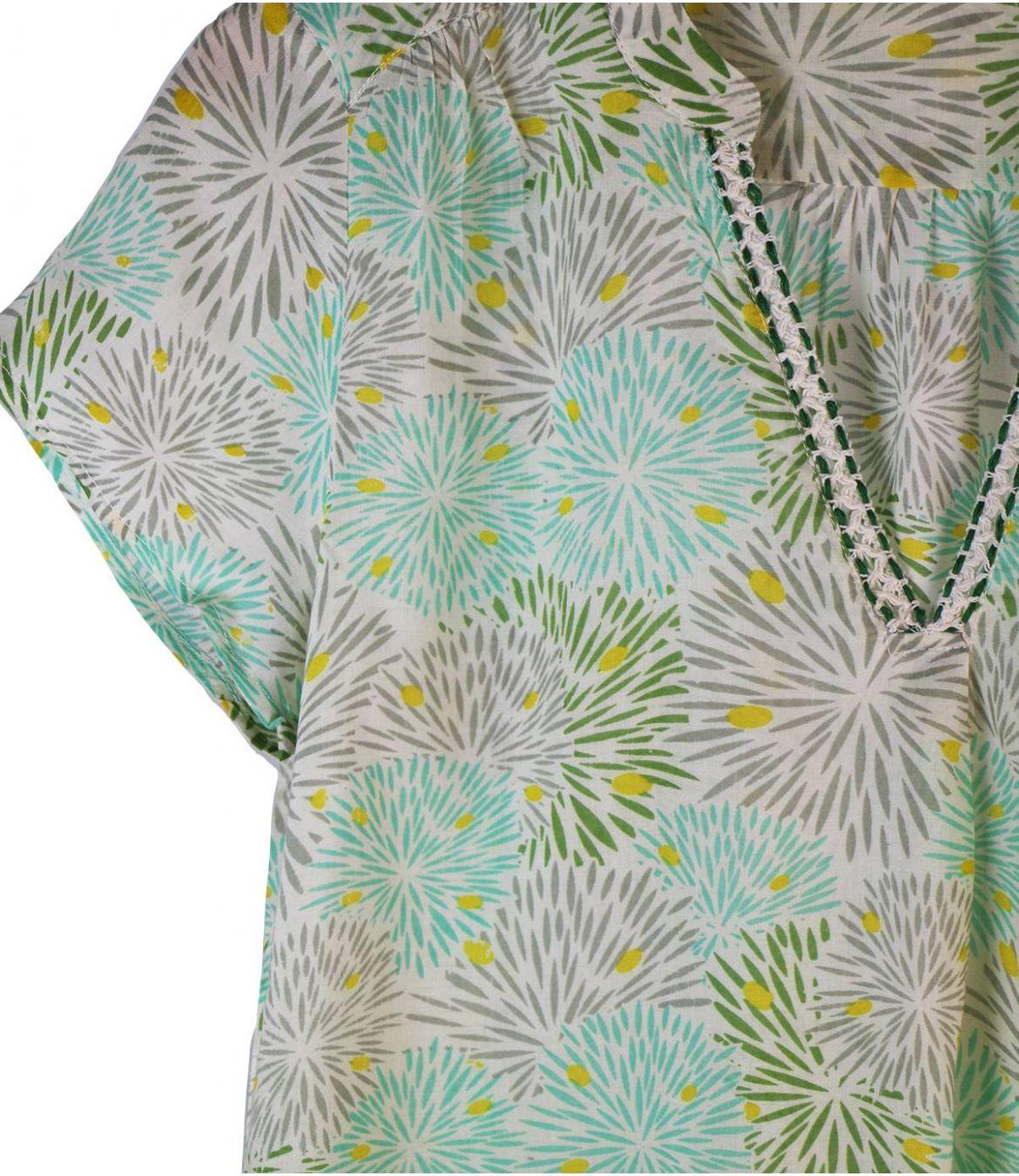 ZOE ECLAT Women's Modal T-shirt Storiatipic - 8
