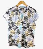ZOE ELLY Women's Modal T-shirt Storiatipic - 1