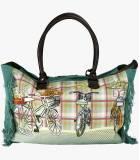 CRUISE - GAMME VOYAGE Women's Cotton Bag 40x30x15 cm Storiatipic - 1