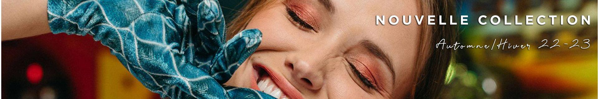 Les écharpes pour femme - Nouvelle collection Automne/Hiver 2020-2021